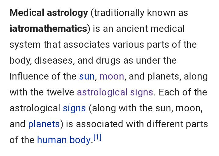 ANCIENT MEDICAL ASTROLOGY | Zodiac Amino
