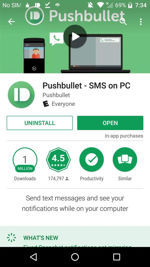 Pushbullet! Blogging made easier! | Equestria Amino