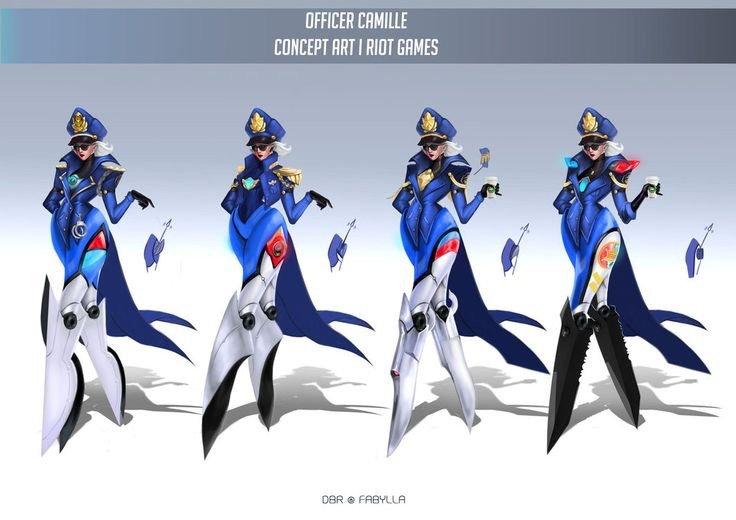 Resultado de imagem para kaisa skin concept