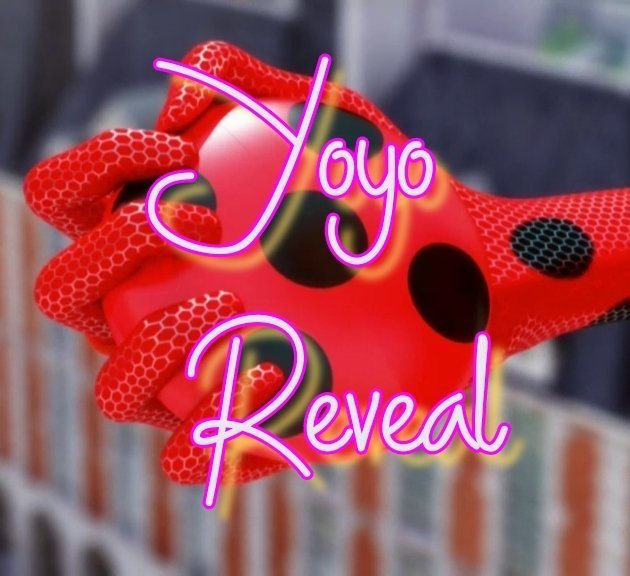 Fanfic: Yoyo Reveal {one-shot/request} | Miraculous Amino