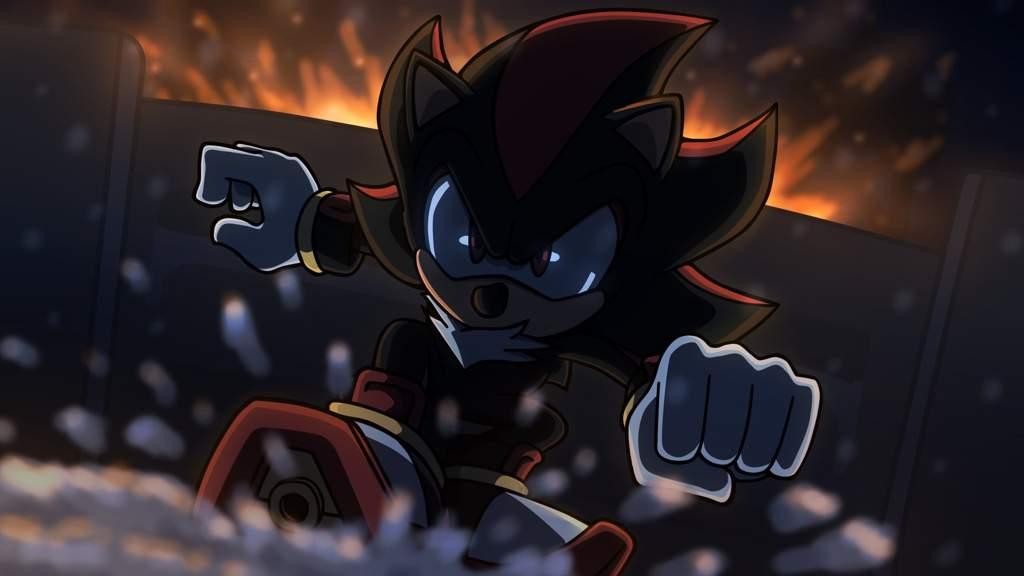 Shadow The Hedgehog Fan Art Sonic The Hedgehog Amino