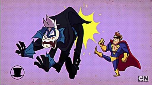 Justin Case: THEORY | Villainous! Amino