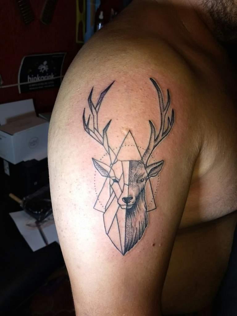 Tatuaje De Hoy Semana De Venados Love Tattoos Amino