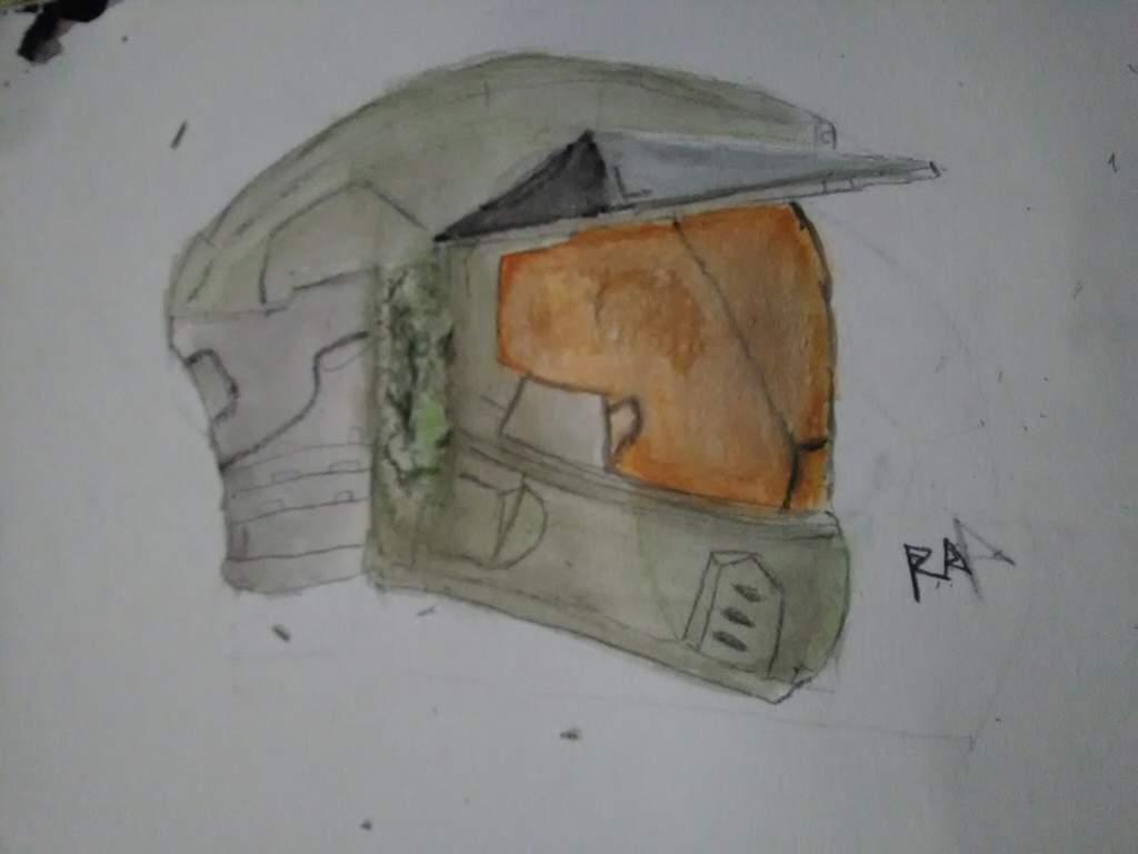 Mark V Helmet Halo Reach | Halo Amino