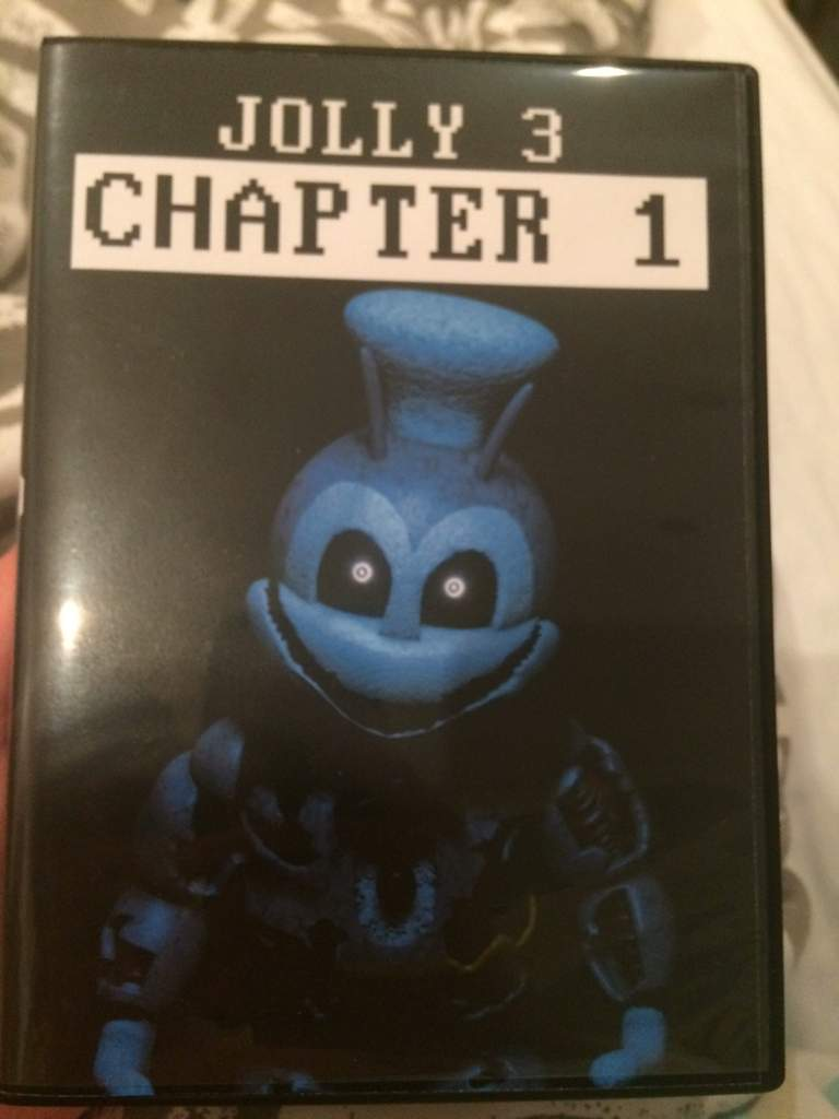 Jolly 3 - Chapter 1 Physical Copy! | Five Nights At Freddy's