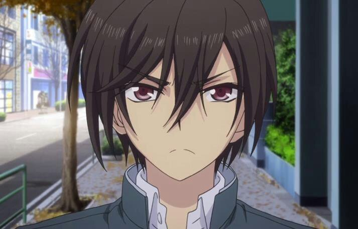 Yuu Is The Protagonist Of Charlotte He Develops A Rude And Narcissistic Personality Once Discovers Has Ability To Take Over Another Persons Body