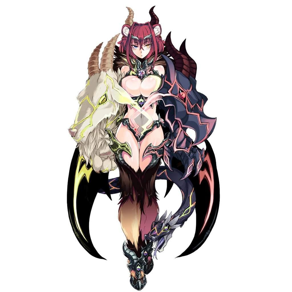 Manual de las Chicas Monstruo:Quimera | •Anime• Amino