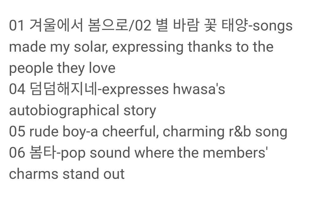 About Yellow Flower Songs Mamamoo Amino