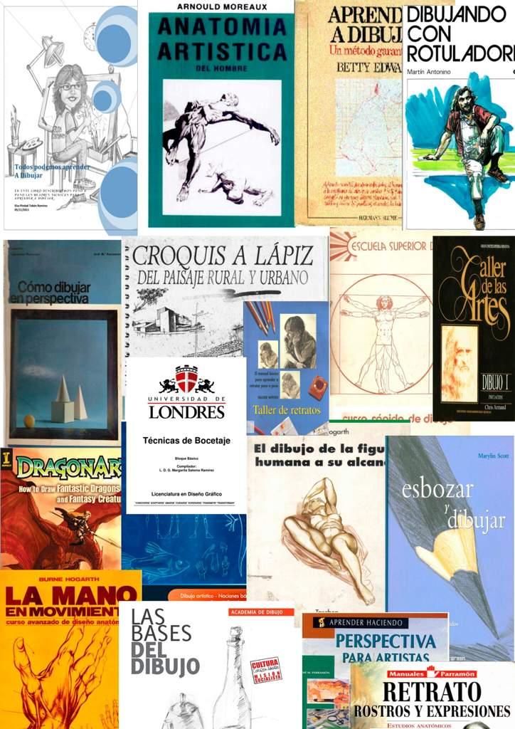 Colección de libros en pdf sobre arte (mega) | •Arte Amino• Amino