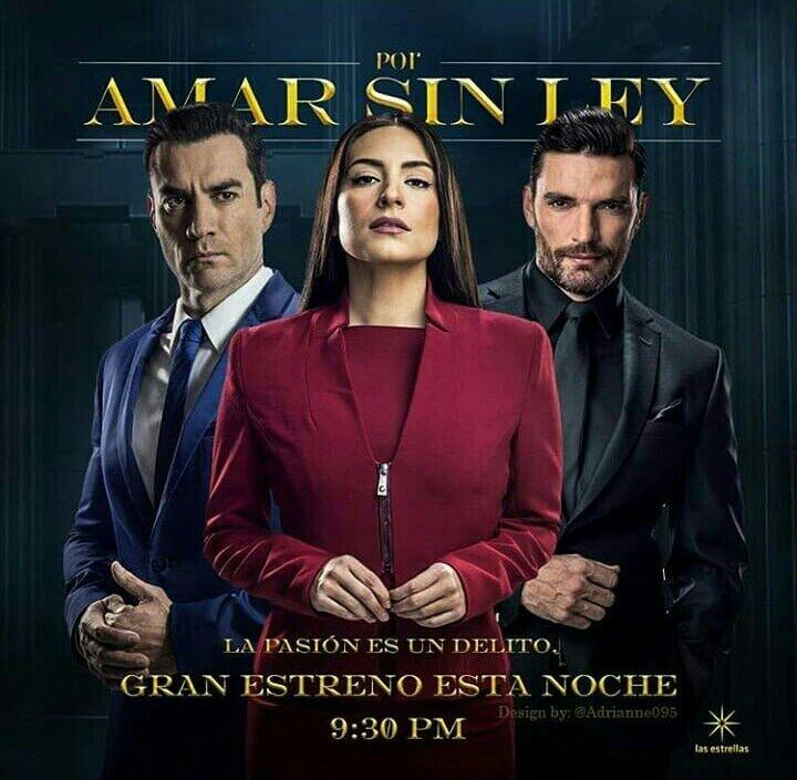 Por amar sin ley 1x75 Latino Disponible