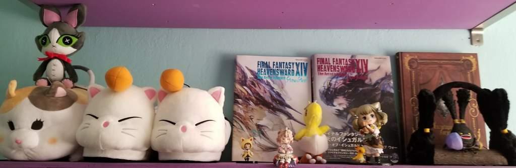 Final Fantasy Xiv Heavensward Stone Steel Art Book
