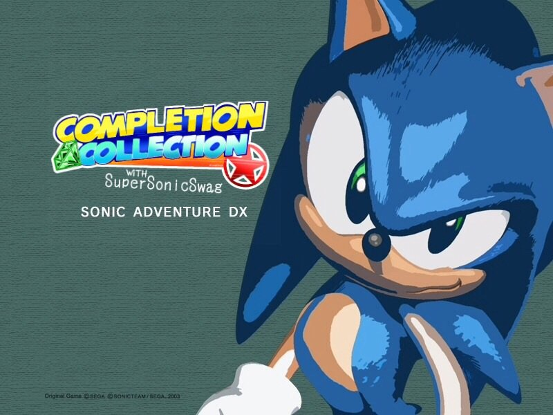 Sonic Adventure DX - Completion Collection #1 | Sonic the