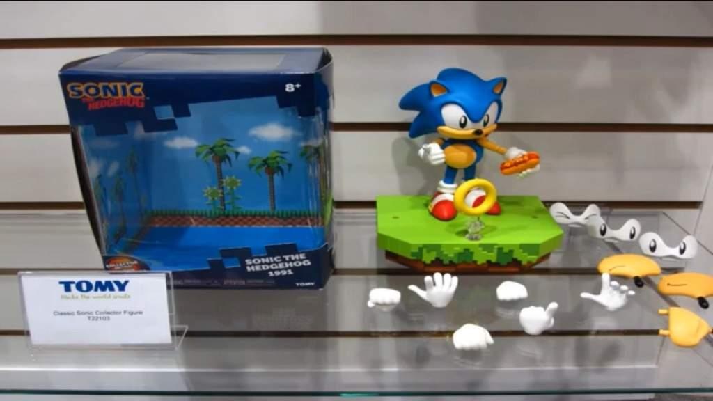 Classic Sonic Ultimate Figure Sonic The Hedgehog Amino