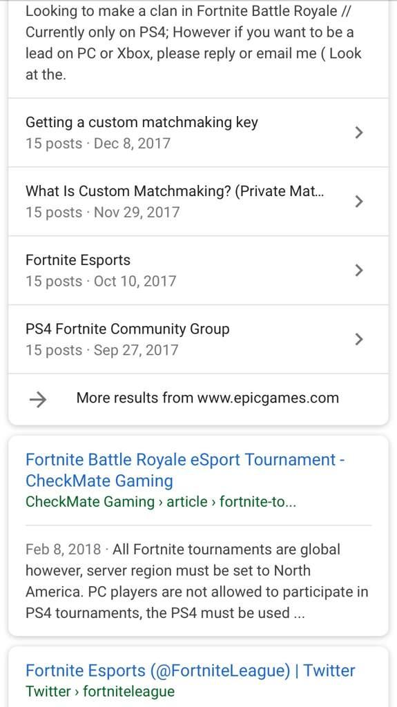 How to turn off custom matchmaking key in fortnite