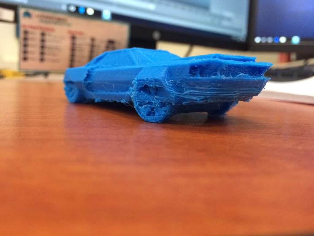 3D printed car | Garage Amino