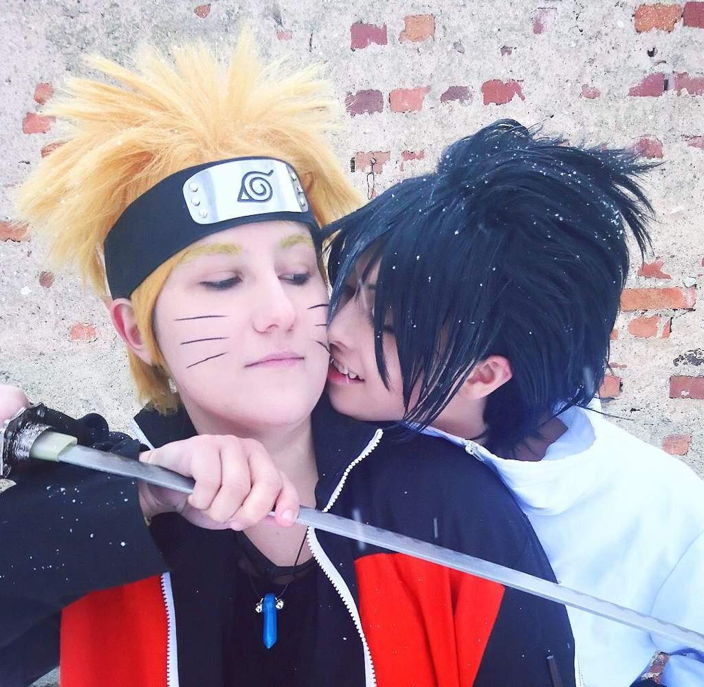 Naruto X Sasuke Naruto Shippuden Cosplay Amino