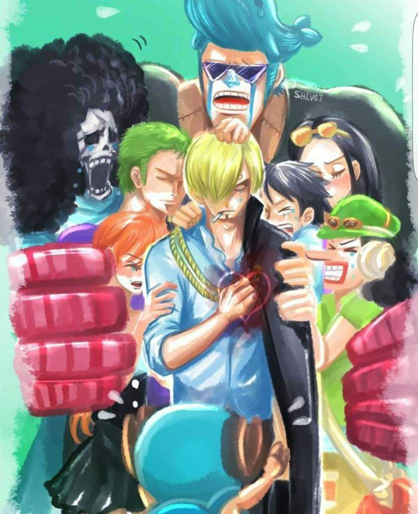 Happy Birthday Sanji One Piece Amino