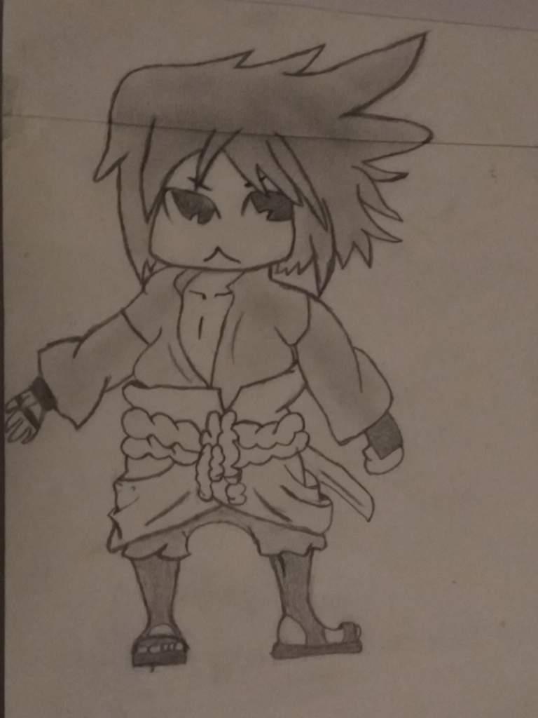 Un Sasuke Chibi Il Est Bien Anime Manga Et Dessins Amino