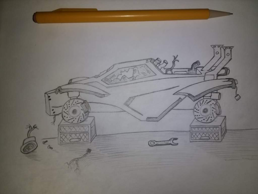 Learn How To Draw How To Draw Rocket League Octane In case you have lost the account of the. how to draw rocket league octane