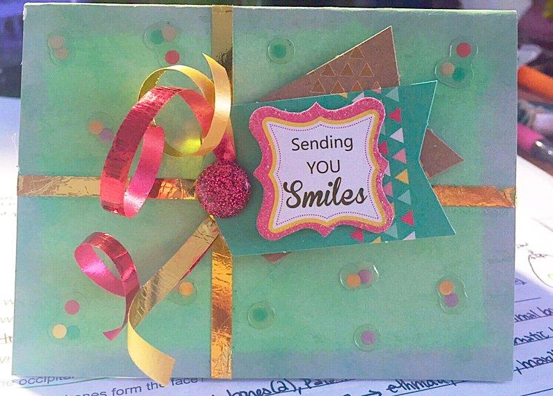 Another Birthday Cardgift Card Holder Crafty Amino