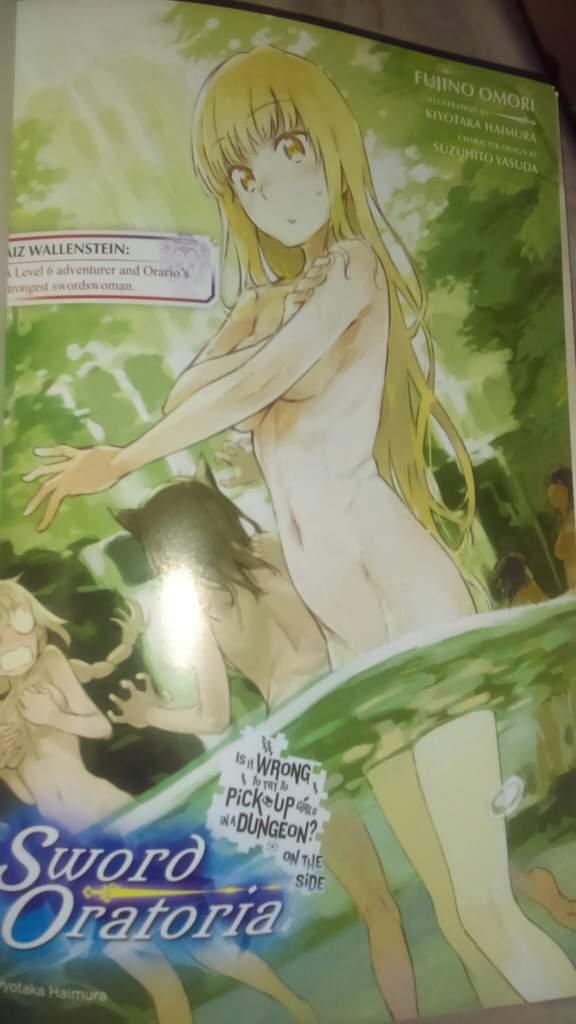 Danmachi Volume 12 Pdf