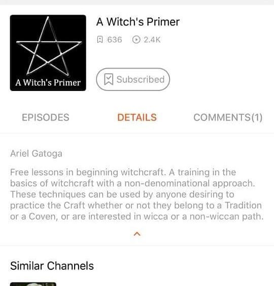 Top 2 favorite Witch Apps (Other than this Amino)   Pagans
