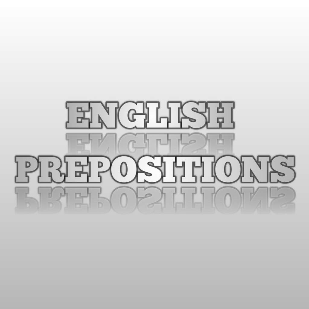 A short list of 70 common English prepositions | Language