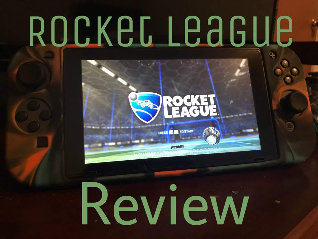 8b9fb12b984 Today I'm going to review rocket league the physical copy of the game or  better known as the collectors edition.