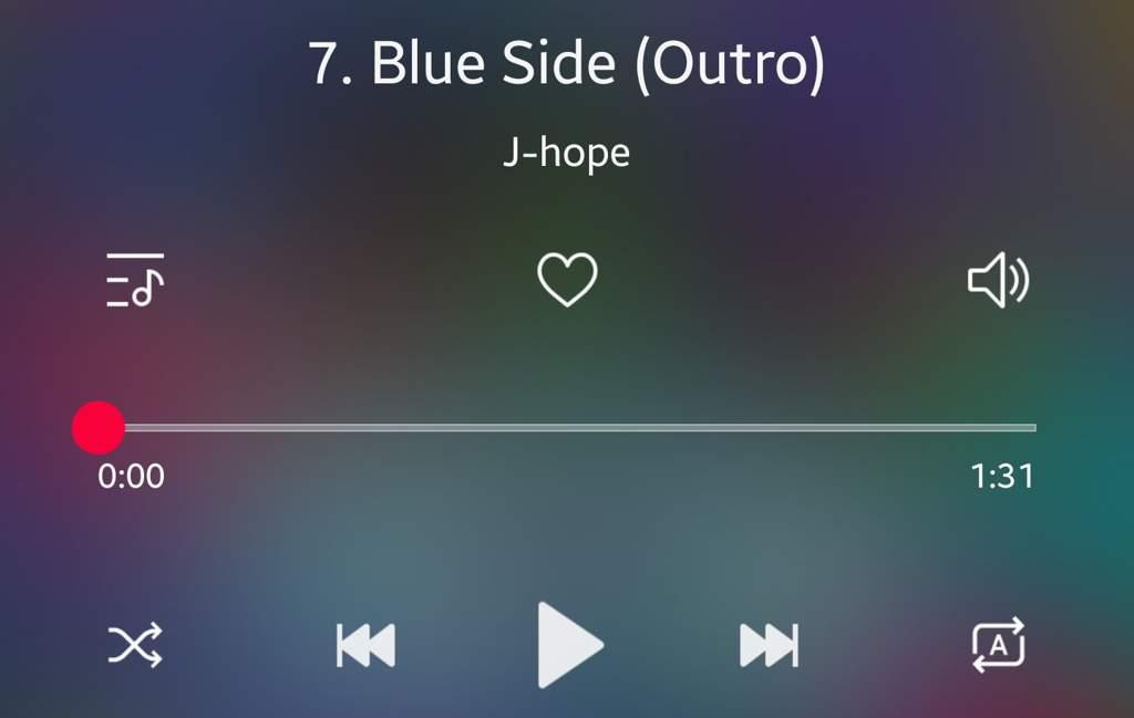 J Hope Blue Side Army S Amino