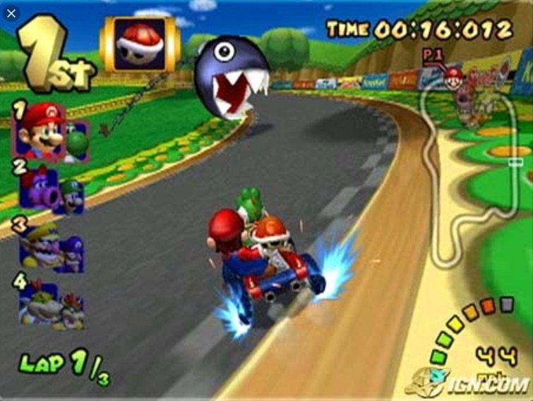 Mario Kart Double Dash Review Mario Amino