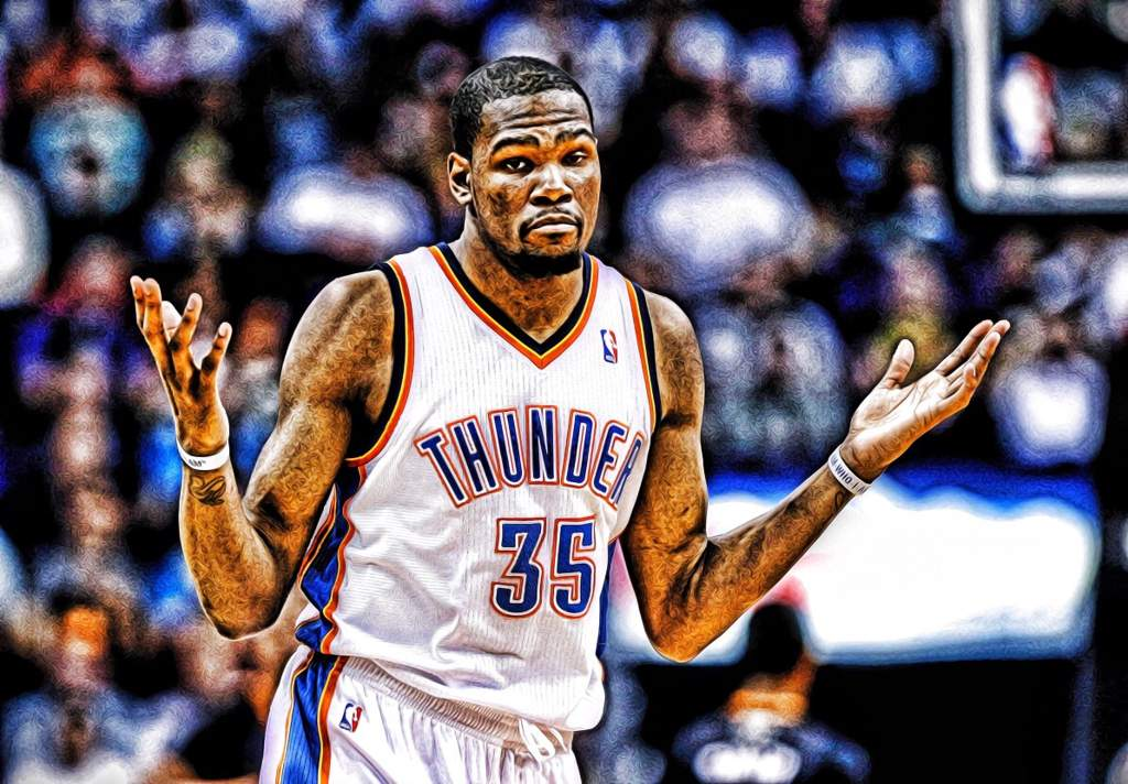 a3cfb4b7aedc What If Kevin Durant Stayed With Okc Thunder