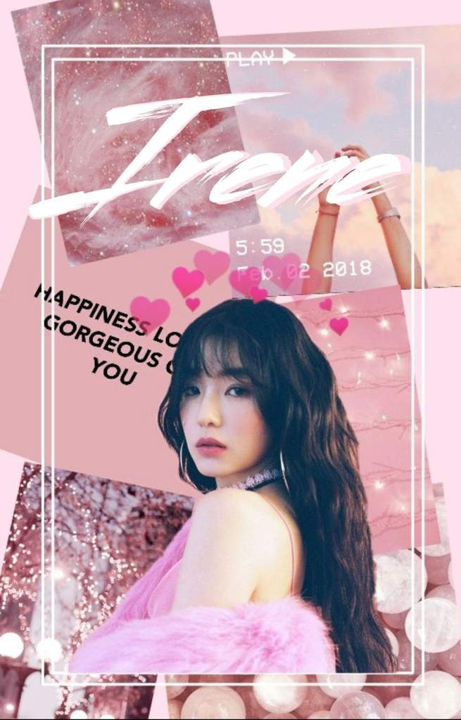 Aesthetic Yeri Red Velvet Wallpaper