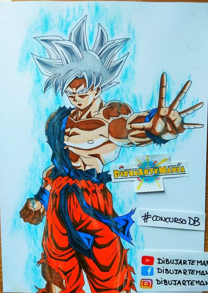 Goku Migatte No Gokui Dominado Dragon Ball Espanol Amino