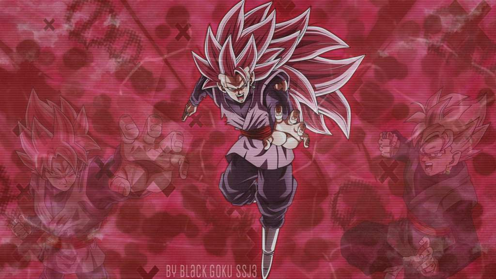 Goku Black Ssj3 Rose Dragon Ball Español Amino
