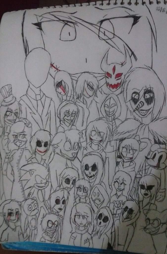 Todas As Creepys Desenho Creepy Terror Amino Pt Br Amino