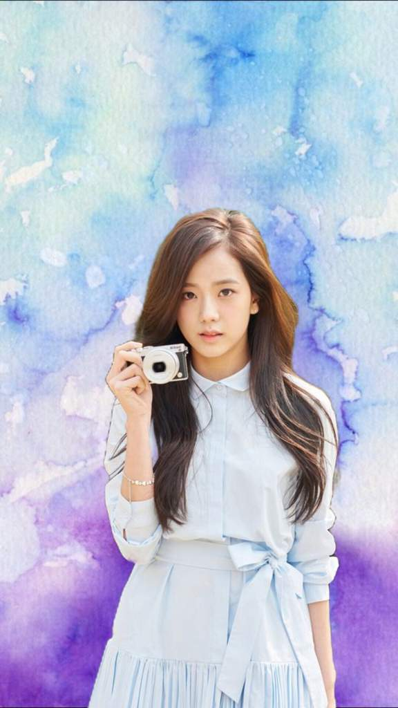 Blackpink Jisoo Wallpaper: BLINK (블링크) Amino