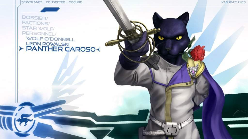 Image result for star fox panther