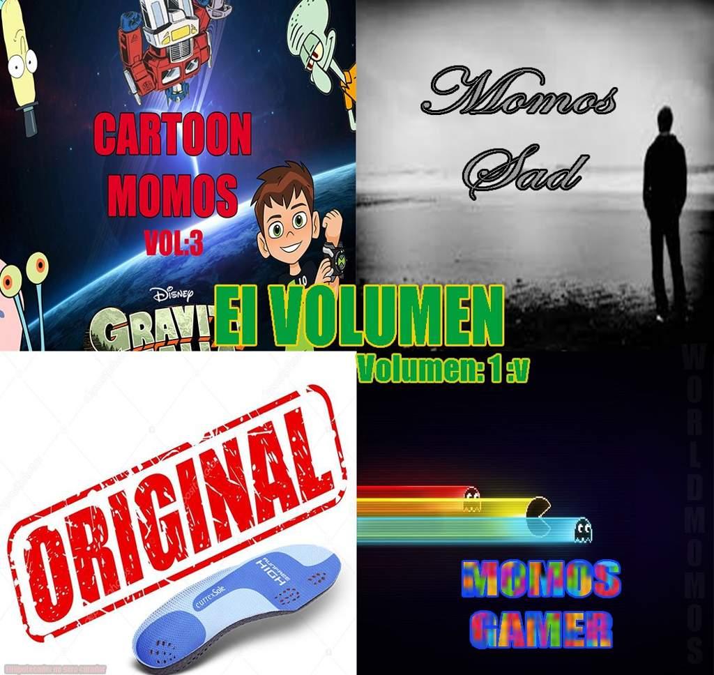 El volumen Vol:1 v= | ·Momazos· Amino