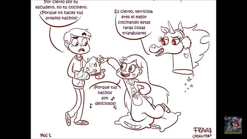 LAS ZAPATOS DE BALLET DE MARCO | Star vs. Las Fuerzas Del Mal Amino