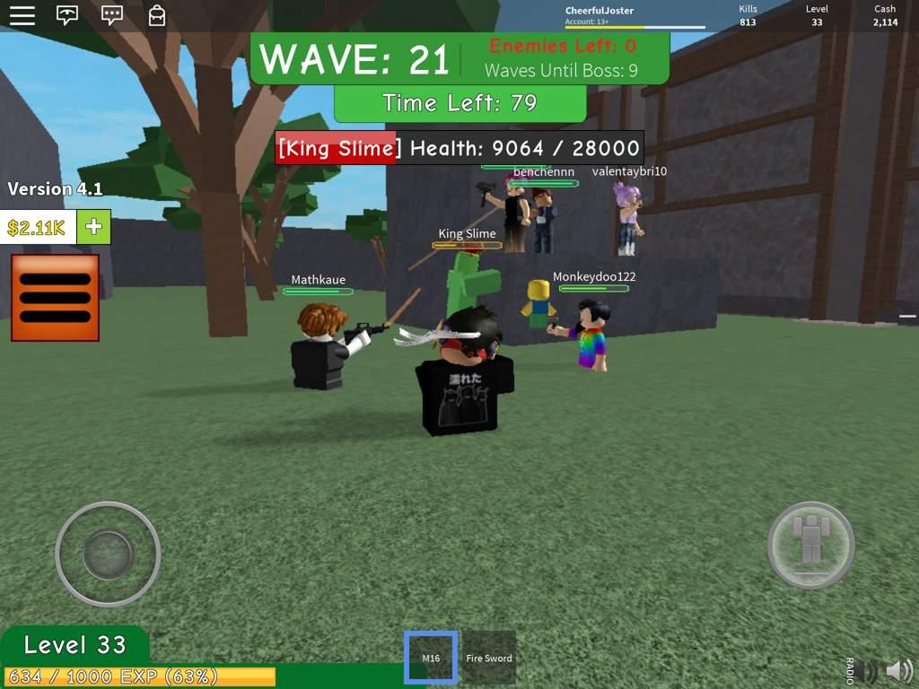Gun Roblox Zombie Attack