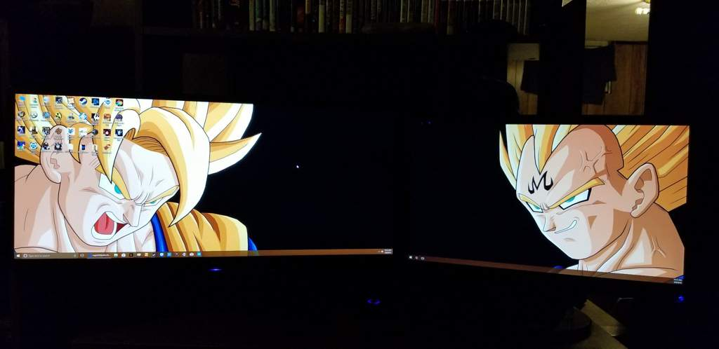 Dbz Dual Screen Wallpapers: RWBY Needs More Dual Monitor Wallpapers.....