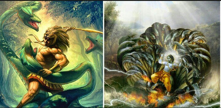 Similarities Between Hindu and Greek Mythology | Mythology