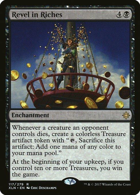 Izzet Treasure Control (Standard) | MTG Amino