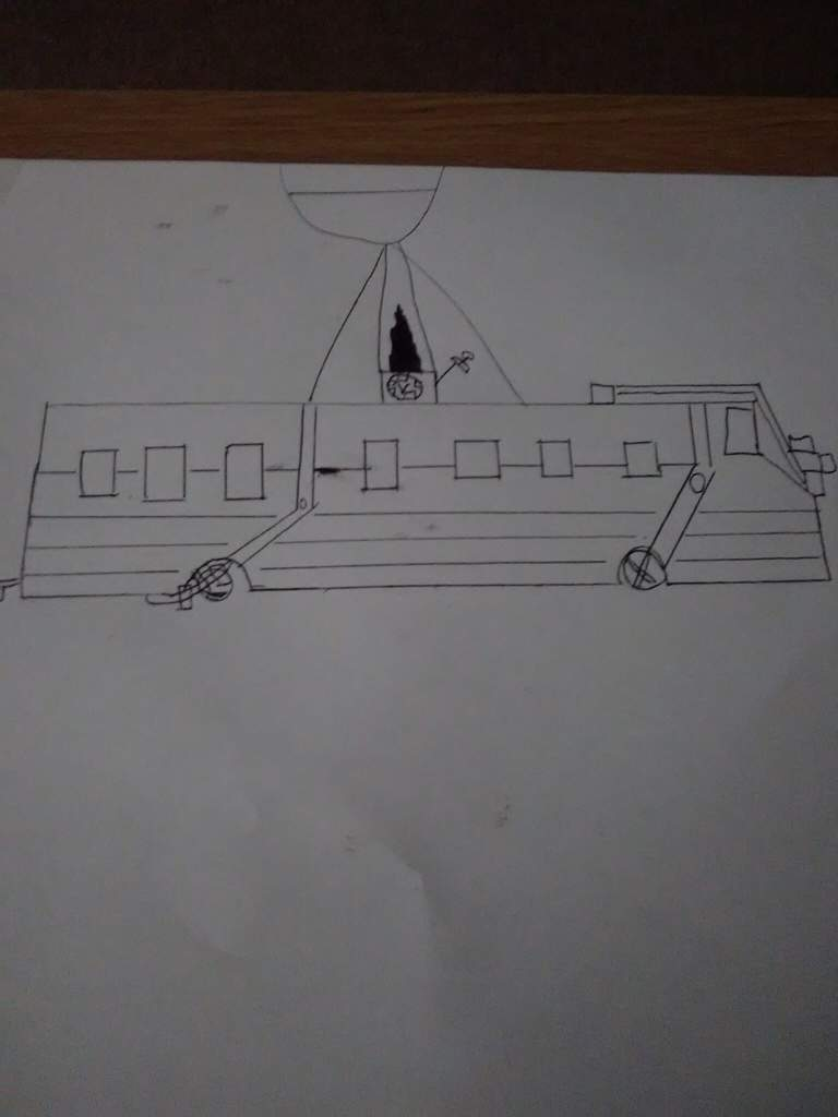 Just A Quick Bus Drawing Fortnite Battle Royale Armory Amino