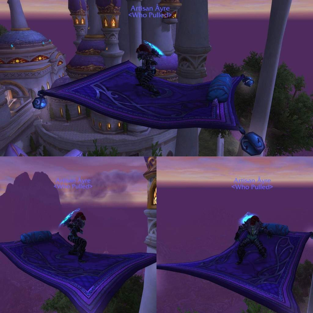 Leywoven Flying Carpet