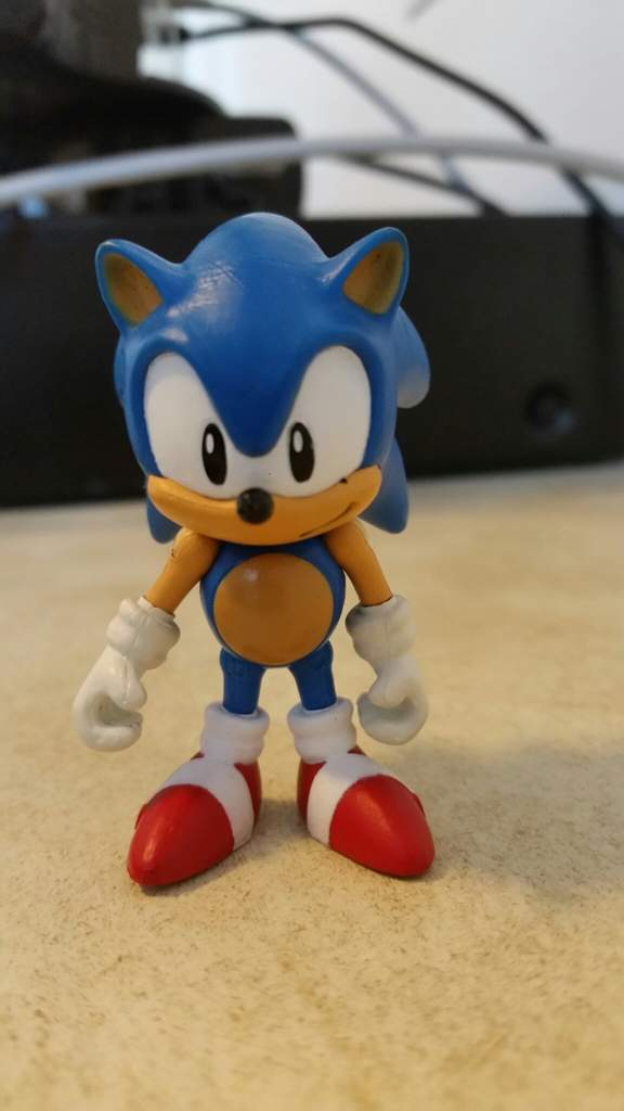 Tomy Sonic The Hedgehog Modern And Classic Review Sonic The Hedgehog Amino