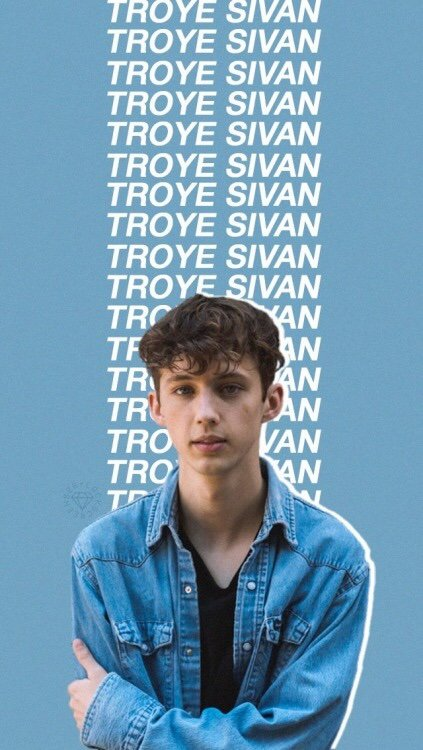 So I Found Some Troye Sivan Wallpaper And They Are Cute Just Love Them