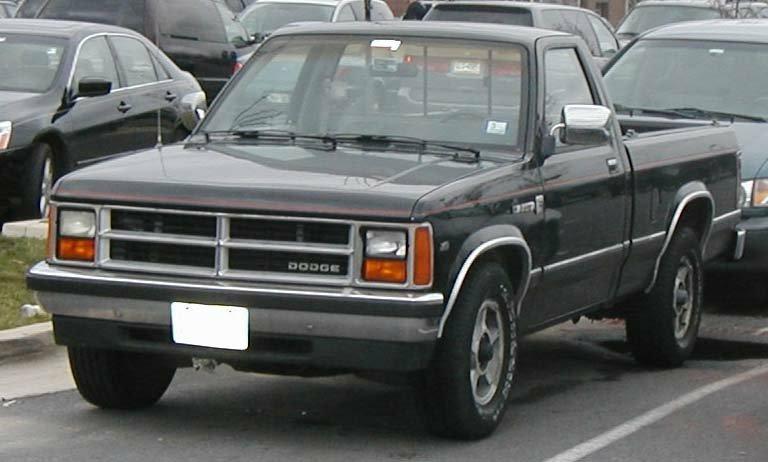 1987 Dodge Dakota 2 5l Amc I4 Garage Amino