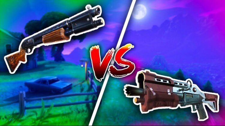 My Opinions In The Pump And The Tactical Fortnite Battle Royale
