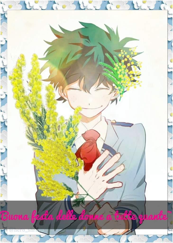 Buona Festa Delle Donne A Tutte Anime Manga Italia Amino